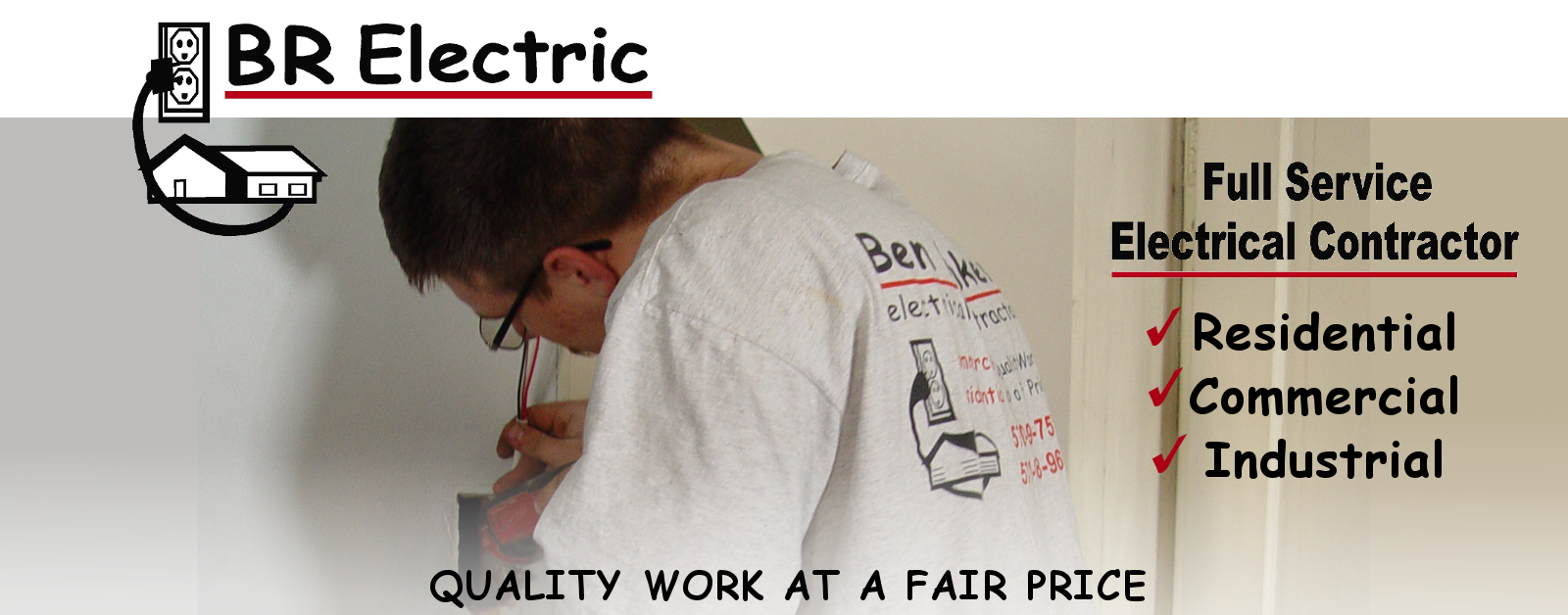 BRElectric | Local Electrician